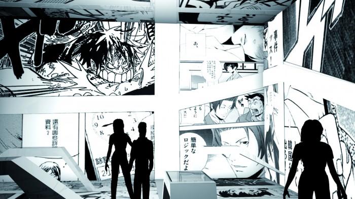 5_Innenansicht Themenpavillon Manga